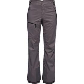 Black Diamond Boundary Line Shell Pants Men, gris